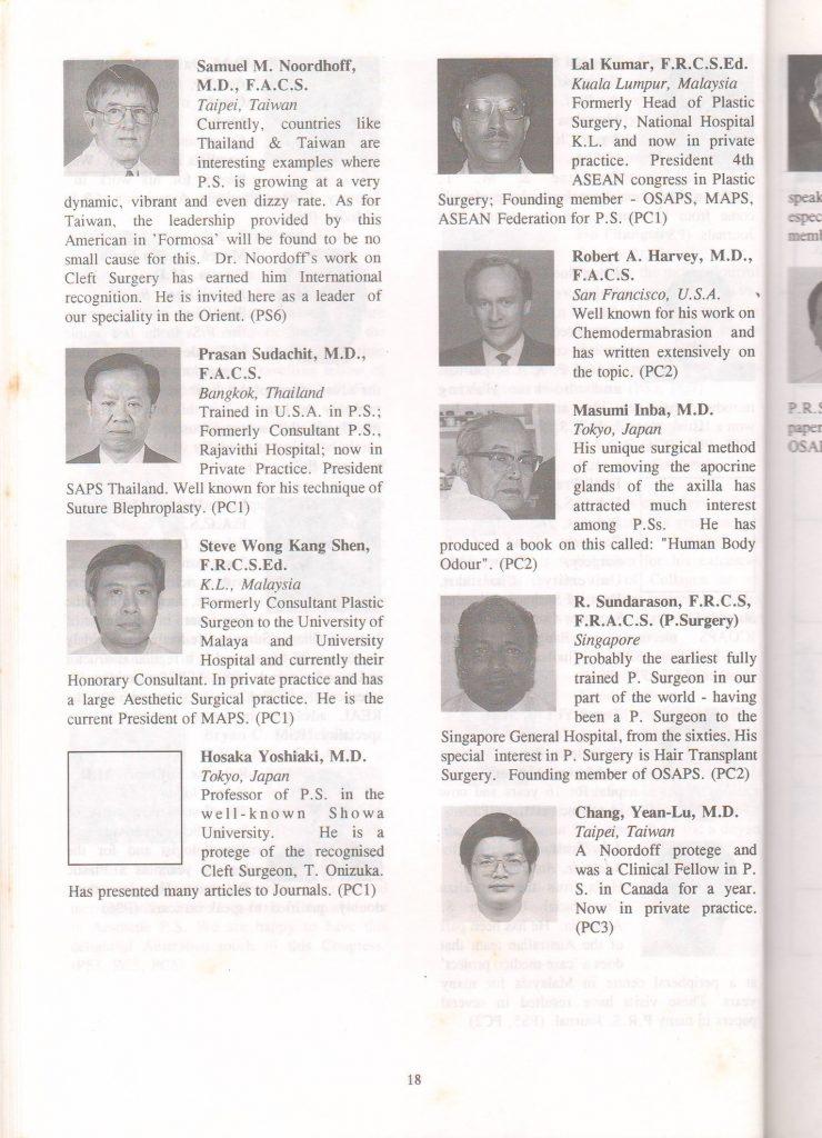 17th International Congress Oriental Society Of Aesthetic Plastic Surgery Oriental Society Of Aesthetic Plastic Surgery 2020
